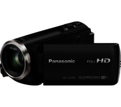 Panasonic HC-V270EB-K Traditional Camcorder - Black